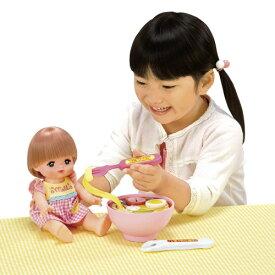 メルちゃん おしょくじラーメンおもちゃ こども 子供 女の子 人形遊び 小物 3歳