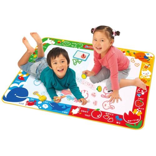 スイスイおえかき NEWカラフルシート おもちゃ こども 子供 知育 勉強 1歳6ヶ月