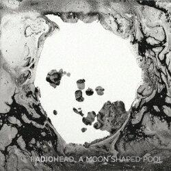 レディオヘッド/AMoonShapedPool【CD】
