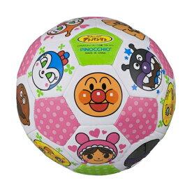 アンパンマン NEWカラフルサッカーボール おもちゃ こども 子供 知育 勉強 1歳6ヶ月