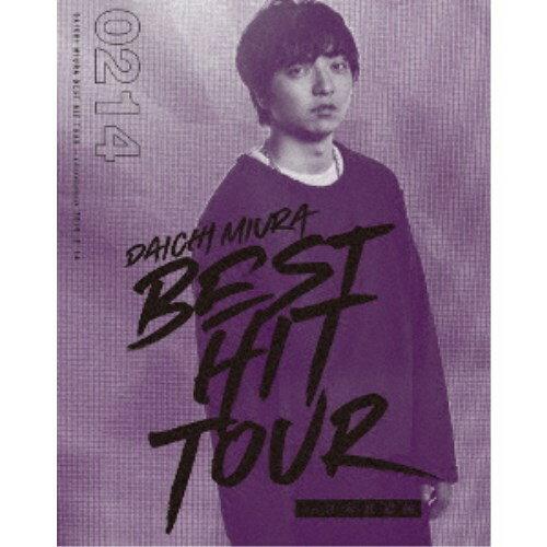 三浦大知/DAICHI MIURA BEST HIT TOUR in 日本武道館 【Blu-ray】