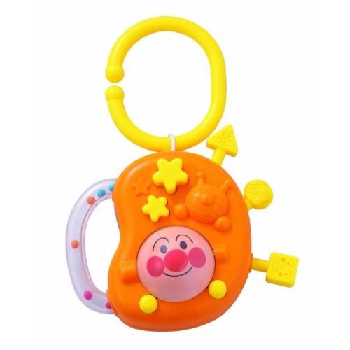 ベビラボ アンパンマン カリカリいっぱい指遊び おもちゃ こども 子供 知育 勉強 ベビー 0歳8ヶ月