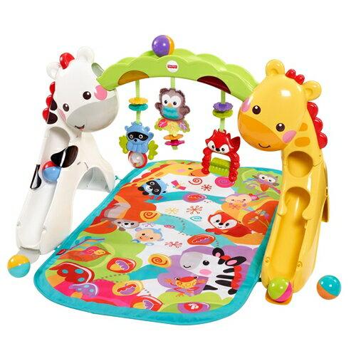 【送料無料】フィッシャープライス 3WAYニューボーン・トドラージム おもちゃ こども 子供 知育 勉強 ベビー 0歳
