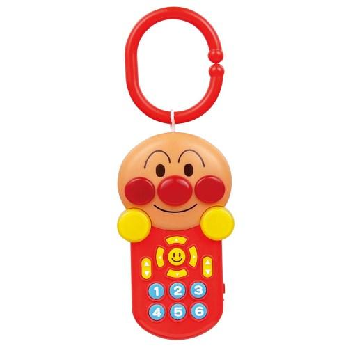 【送料無料】ベビラボ アンパンマン ごきげんメロディーリモコン