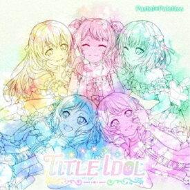Pastel*Palettes/TITLE IDOL《Blu-ray付生産限定盤》 (初回限定) 【CD+Blu-ray】