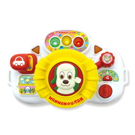 【送料無料】いないいないばあっ! わんわんとおでかけ!しんごうピカピカハンドル おもちゃ こども 子供 知育 勉強 ベビー 0歳8ヶ月