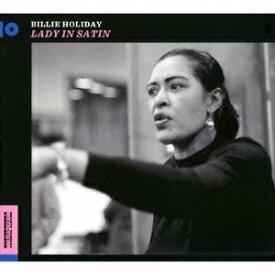 ビリー・ホリデイ/レディ・イン・サテン +8 【CD】