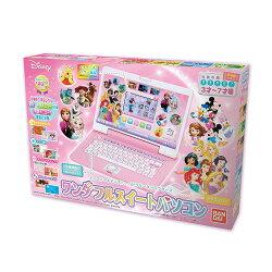 ディズニー&ディズニーピクサーキャラクターズワンダフルスイートパソコン