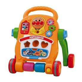 アンパンマン よくばりすくすくウォーカー おもちゃ こども 子供 知育 勉強 ベビー 0歳8ヶ月