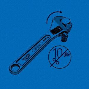 UNISON SQUARE GARDEN/10% roll, 10% romance《通常盤》 【CD】