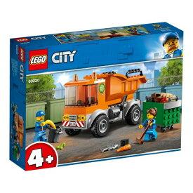 レゴ シティ ゴミ収集トラック 60220おもちゃ こども 子供 レゴ ブロック 4歳 LEGO