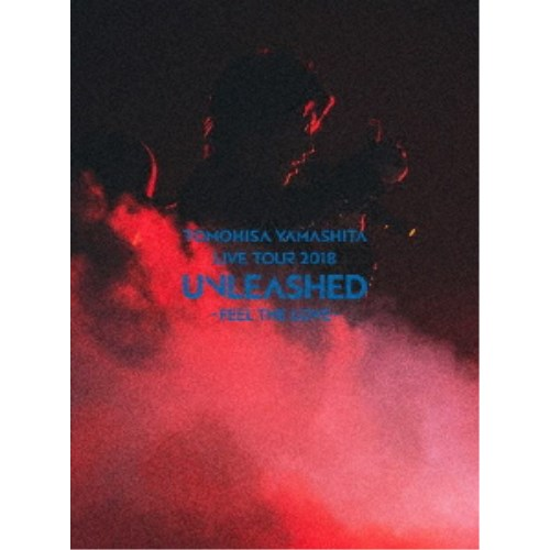 山下智久/TOMOHISA YAMASHITA LIVE TOUR 2018 UNLEASHED -FEEL THE LOVE-《生産限定版》 (初回限定) 【DVD】