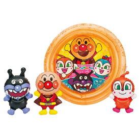 アンパンマン ミニおふろセット おもちゃ こども 子供 知育 勉強 3歳
