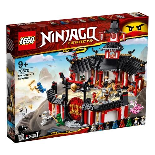 【送料無料】レゴ ニンジャゴー ニンジャ道場 70670 おもちゃ こども 子供 レゴ ブロック 9歳 LEGO
