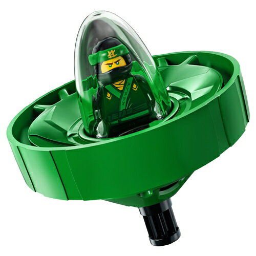 LEGO 70628 ニンジャゴー スピン術マスターロイド