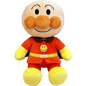 アンパンマン ふわりん スマイルぬいぐるみL アンパンマン おもちゃ こども 子供 女の子 ぬいぐるみ 1歳6ヶ月
