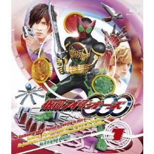 仮面ライダーOOO Volume 1 【Blu-ray】