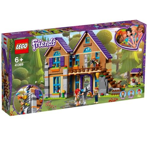 【送料無料】レゴ フレンズ ミアのどうぶつなかよしハウス 41369 おもちゃ こども 子供 レゴ ブロック 6歳 LEGO