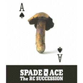 RCサクセション/スペードのエース 【Blu-ray】