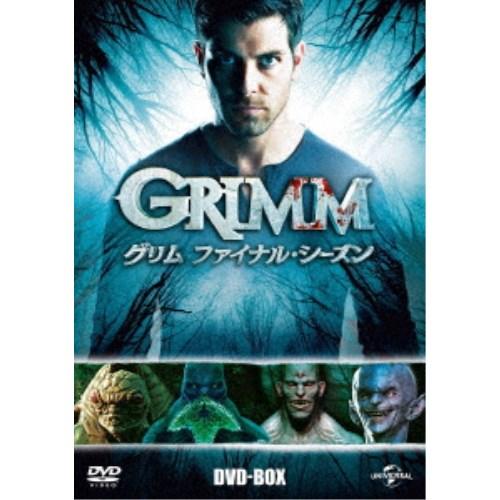 GRIMM/グリム ファイナル・シーズン DVD-BOX 【DVD】