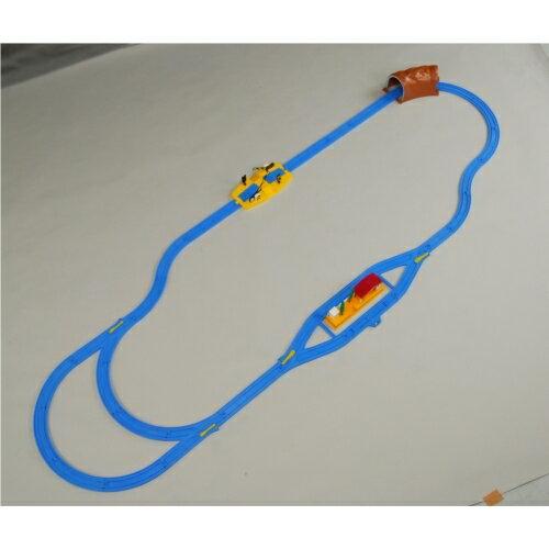 プラレールをはじめよう! ベーシックレールセット おもちゃ こども 子供 男の子 電車 3歳