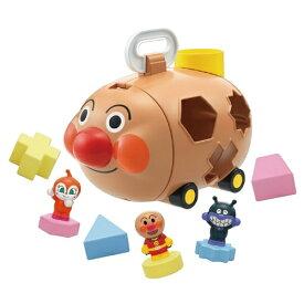 アンパンマン アンパンマンごうやわらかパズル おもちゃ こども 子供 知育 勉強 2歳
