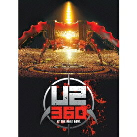 U2/U2・360°・アット・ザ・ローズ・ボール 【Blu-ray】
