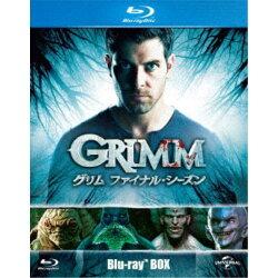 GRIMM/グリムファイナル・シーズンBD-BOX【Blu-ray】