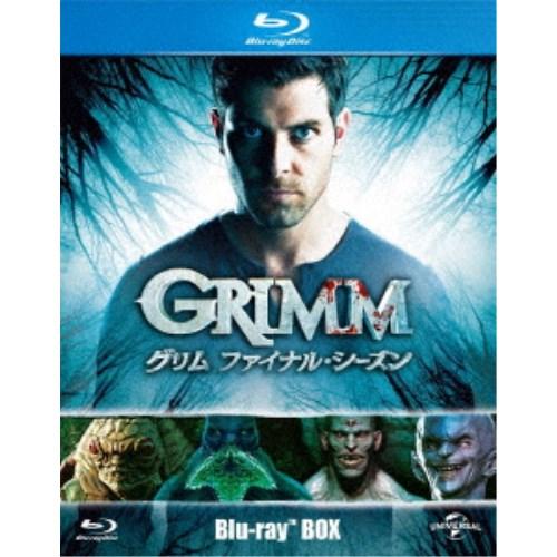 GRIMM/グリム ファイナル・シーズン BD-BOX 【Blu-ray】