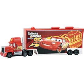 カーズ トミカ たくさんのせよう!大きなマック(カーズ3タイプ) 再販おもちゃ こども 子供 男の子 ミニカー 車 くるま 3歳
