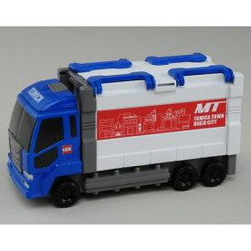 トミカタウンビルドシティ マルチトレーラー おもちゃ こども 子供 男の子 ミニカー 車 くるま 3歳