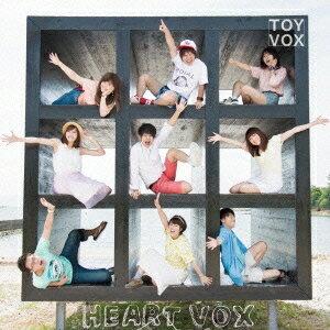 TOY VOX/HEART VOX 【CD】