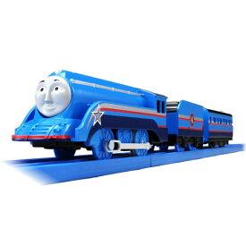 プラレール トーマスシリーズ TS-21 プラレールシューティング・スター (ゴードン) おもちゃ こども 子供 男の子 電車 3歳 きかんしゃトーマス
