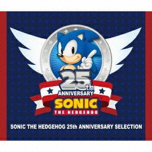 【送料無料】SONIC THE HEDGEHOG/SONIC THE HEDGEHOG 25TH ANNIVERSARY SELECTION 【CD+DVD】