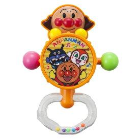 アンパンマン ベビーカタカタドラムおもちゃ こども 子供 知育 勉強 0歳3ヶ月