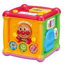 ラッピング対応可◆アンパンマン よくばりキューブ クリスマスプレゼント おもちゃ こども 子供 知育 勉強 ベビー 0歳10ヶ月