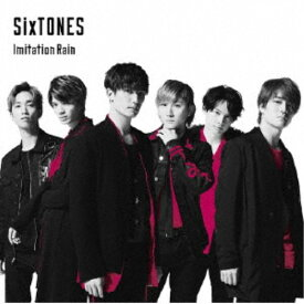 SixTONES vs Snow Man/Imitation Rain/D.D.《通常盤》 【CD】