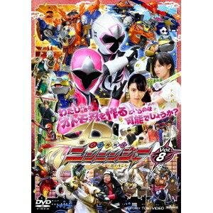 手裏剣戦隊ニンニンジャー Vol.8 【DVD】