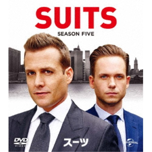 SUITS/スーツ シーズン5 バリューパック 【DVD】