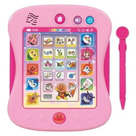 【送料無料】アンパンマン アンパンマンカラーパッドプラス ピンクカラーバージョン おもちゃ こども 子供 知育 勉強 1歳6ヶ月