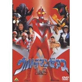 ウルトラマンゼアス 1&2 【DVD】