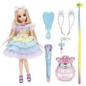 リカちゃん ゆめいろメイクひまりちゃん クールdeメガもりおもちゃ こども 子供 女の子 人形遊び 3歳