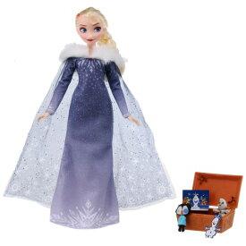 アナと雪の女王/家族の思い出 ロイヤルフレンズ エルサ おもちゃ こども 子供 女の子 3歳