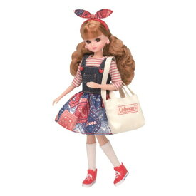 リカちゃん LW-10 ガーリーピクニックおもちゃ こども 子供 女の子 人形遊び 洋服 3歳