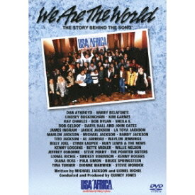 We Are The World THE STORY BEHIND THE SONG 【DVD】