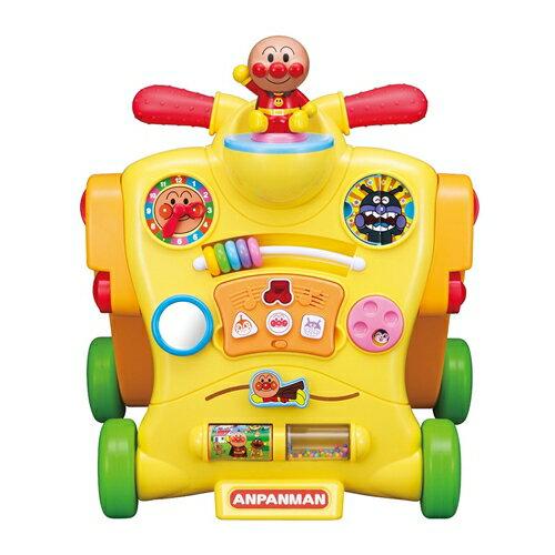 【送料無料】アンパンマン 乗って!押して!へんしんウォーカー おもちゃ こども 子供 知育 勉強 ベビー 0歳8ヶ月