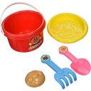 アンパンマン バケツセットミニおもちゃ こども 子供 知育 勉強 3歳