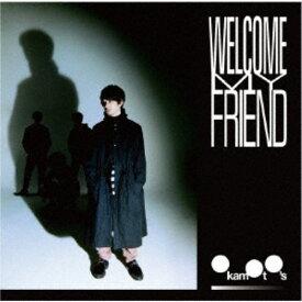 OKAMOTO'S/Welcome My Friend《通常盤》 【CD】