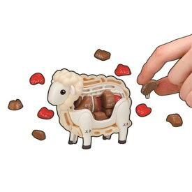 解体パズル 一頭買い!!ジンギスカンパズル KAITAI PUZZLEおもちゃ こども 子供 パズル 6歳