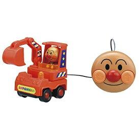 アンパンマン NEWミニリモコン ショベルカー おもちゃ こども 子供 知育 勉強 3歳